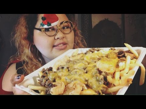 Best Surf & Turf Fries / MUKBANG