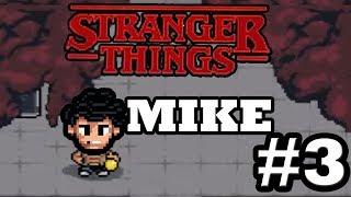 Stranger Things The Game: Encontrando Mike Walkthrough - Parte 3