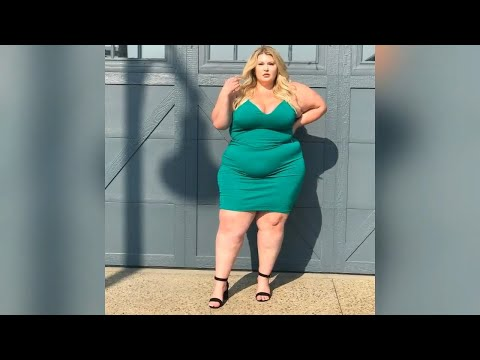 Plus Size Fashion Of The Week - Curvy Women's Stylish Dresses. http://bit.ly/2Xc4EMY