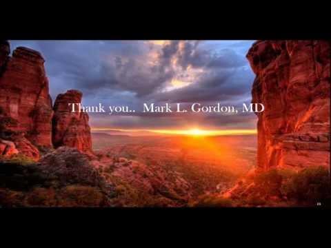 Mark L Gordon, MD In Search of the Prozac Gland