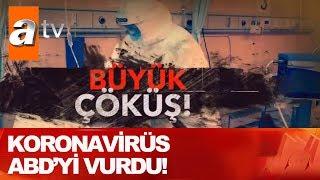 Koronavirüs Amerika'yı vurdu! - Gün Ortası