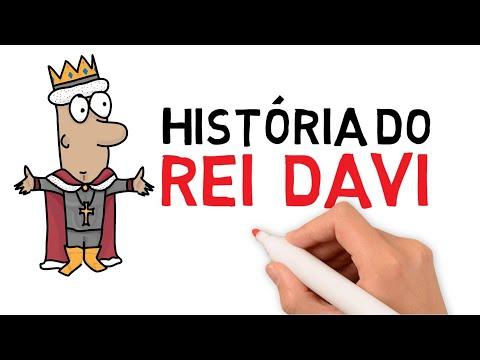 A História Do REI DAVI  (Estudo Bíblico) | #11