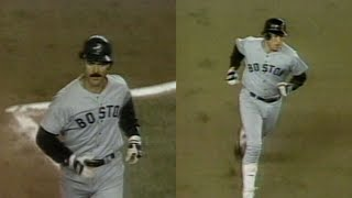 1986 WS Gm7: Evans, Gedman go back to back in 2nd