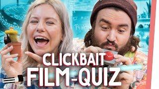 CLICKBAIT FILMQUIZ | Kelly & Sturmwaffel erraten skandalöse Filmtitel! | GMI