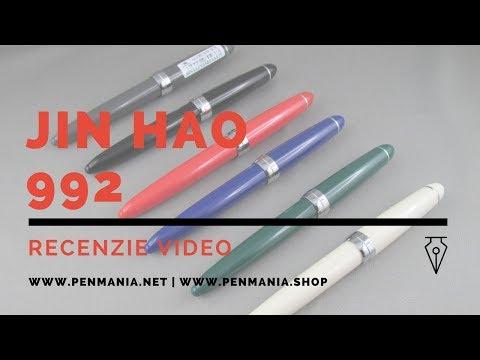 Stilou Jin Hao 992 - versiunea colorata