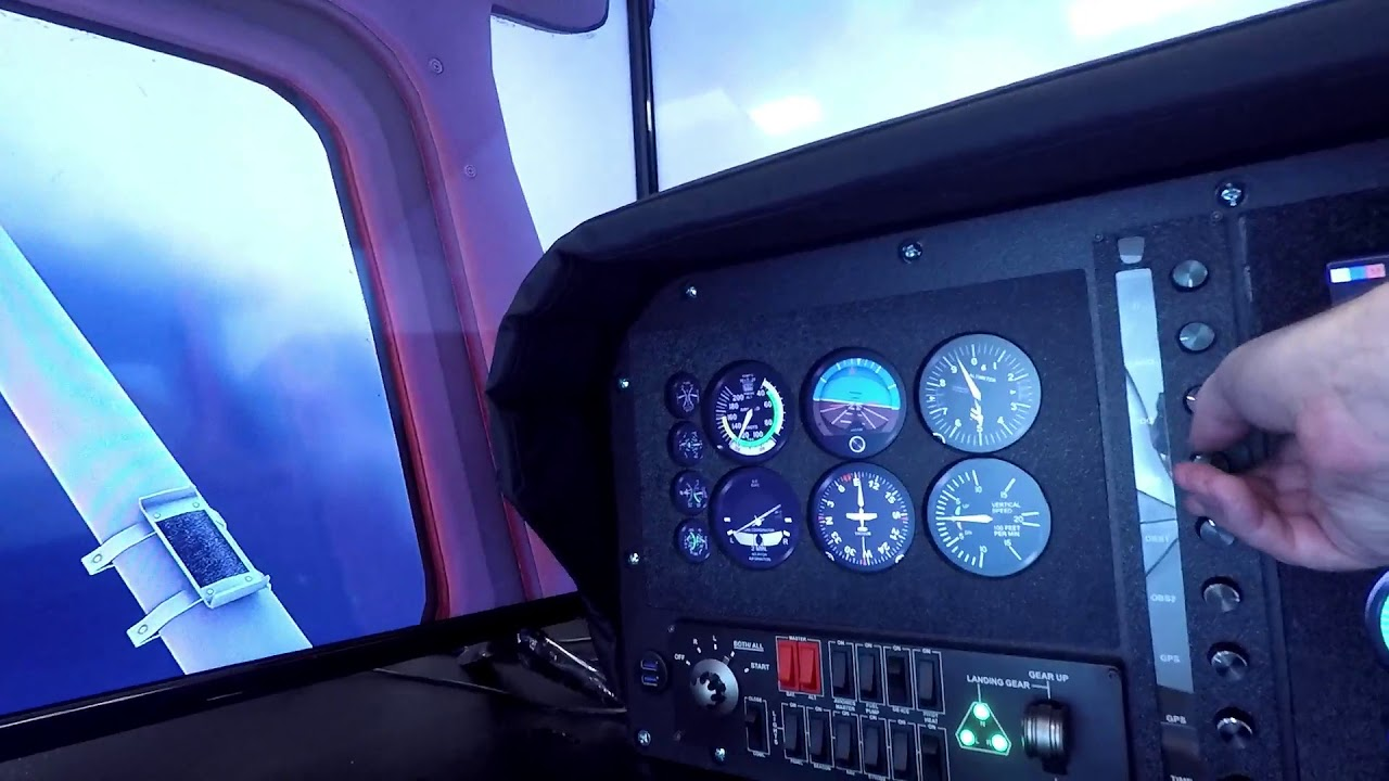 FlightPanel-Dash™ Full Size Flight Sim Instrument Panels