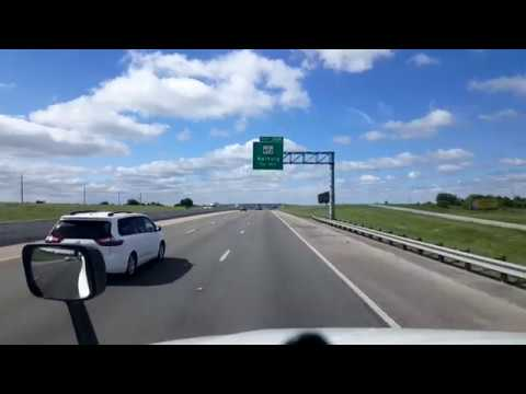 BigRigTravels LIVE! Jarrell to New Braunfels, Texas Interstate 35 South-April 22, 2018