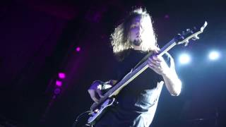 Yury Maleev - Bass Solo in Aurora Concert Hall (Nirvana Cover)