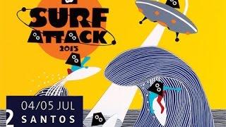 Hang Loose Surf Attack 2015 - 2° Etapa - 1° Dia