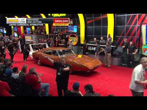 1969 Dodge Hemi Daytona Sells For $900,000