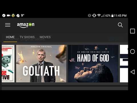 Amazon Prime video streaming service Canada review