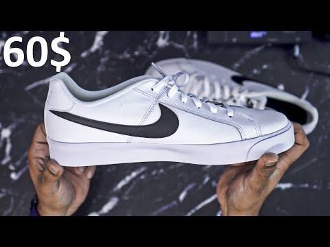 NikeCourt Royale AC Unboxing 2021.