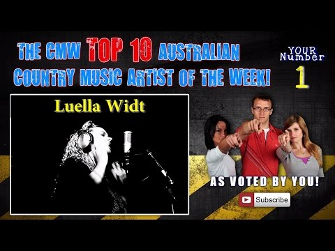 Country Music World Top 10 Australian Artist Of the Week with Mick & Jay - #countrymusicworld