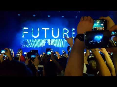 Future live @ Koln Palladium - Draco