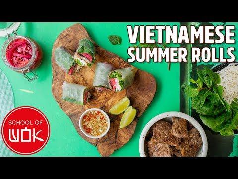 light-and-healthy-vietnamese-rice-paper-rolls-recipe-|-wok-wednesdays