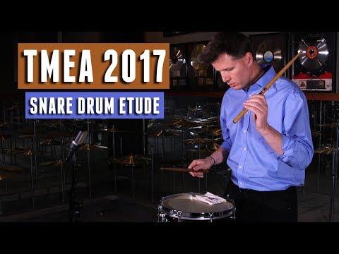 TMEA 2017 Percussion