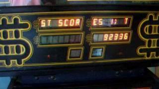 Millionaire Pinball Displays