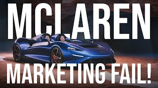 McLaren VP Insults @DragTimes?!  ''You're just an owner who's on YouTube..... ''