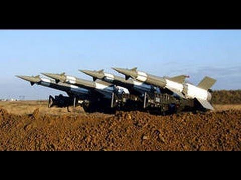 Зенитно ракетный комплекс С-125
