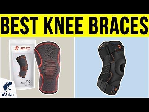 10 Best Knee Braces 2019