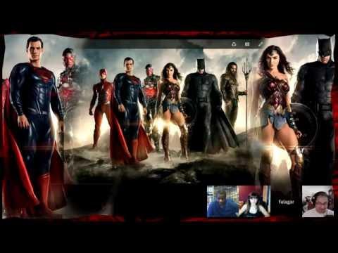 Justice League & Wonder Woman Talk