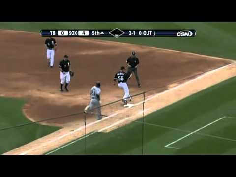 2009/07/23 Buehrle's 27 outs
