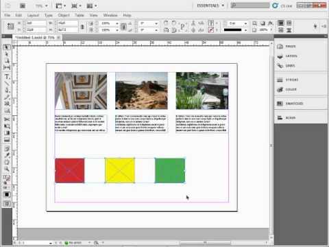 InDesign CS5: Live Distribute