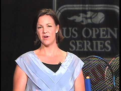 Lindsay Davenport on Kim Clijsters' prospects for US Open 2010