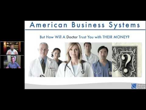 The Easiest Way to Market to Doctors (Without Selling Anything)