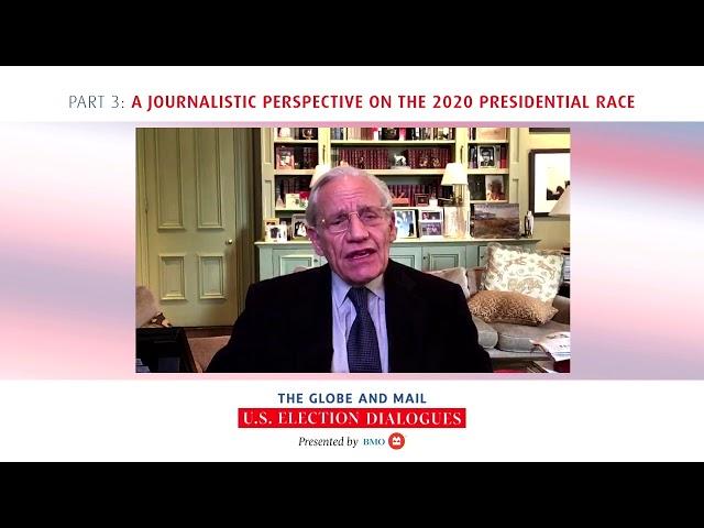 BOB WOODWARD: Virtual Presentation Excerpt
