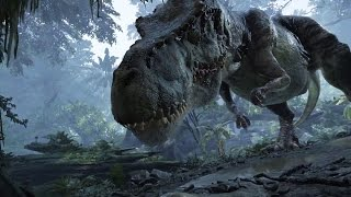 Crytek's Back to Dinosaur Island VR Demo (Direct Feed) thumbnail