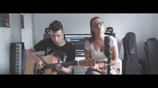 "Ne-Yo - ""Because Of You"" (Acoustic Cover) by BELZI and David Royer"