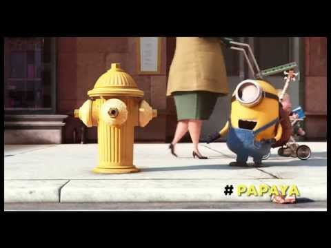 MINIONS - Papaya