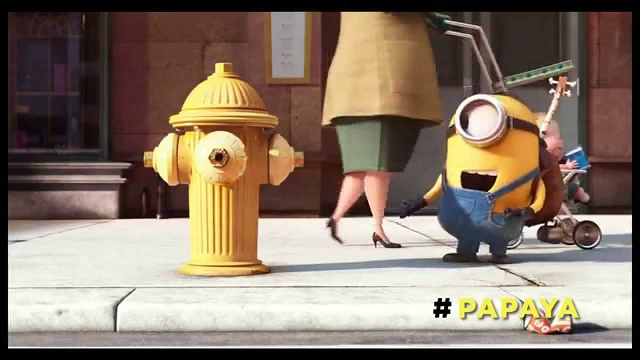 Minions Papaya Youtube