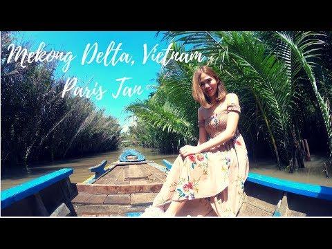 Mekong Delta Vietnam   Paris Tan   GoPro Hero 6 Black   HD 1080p