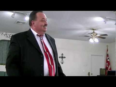 Brother Joe preaching part 1
