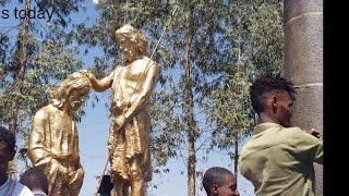 ጥምቀትን 2011በጃንሜዳ  Epiphany  in ethiopia january 19,2019 Addis Abeba jan meda part one