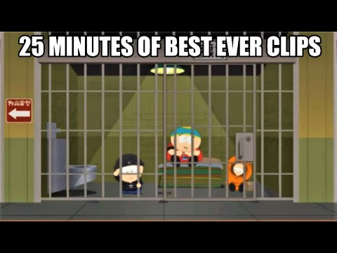 South Park 25 Minutes Of Best Ever Clips