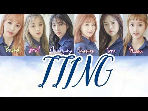 Download Mp3 April (에이프릴) - Tting (띵) [ LYRICS] terbaru 2020