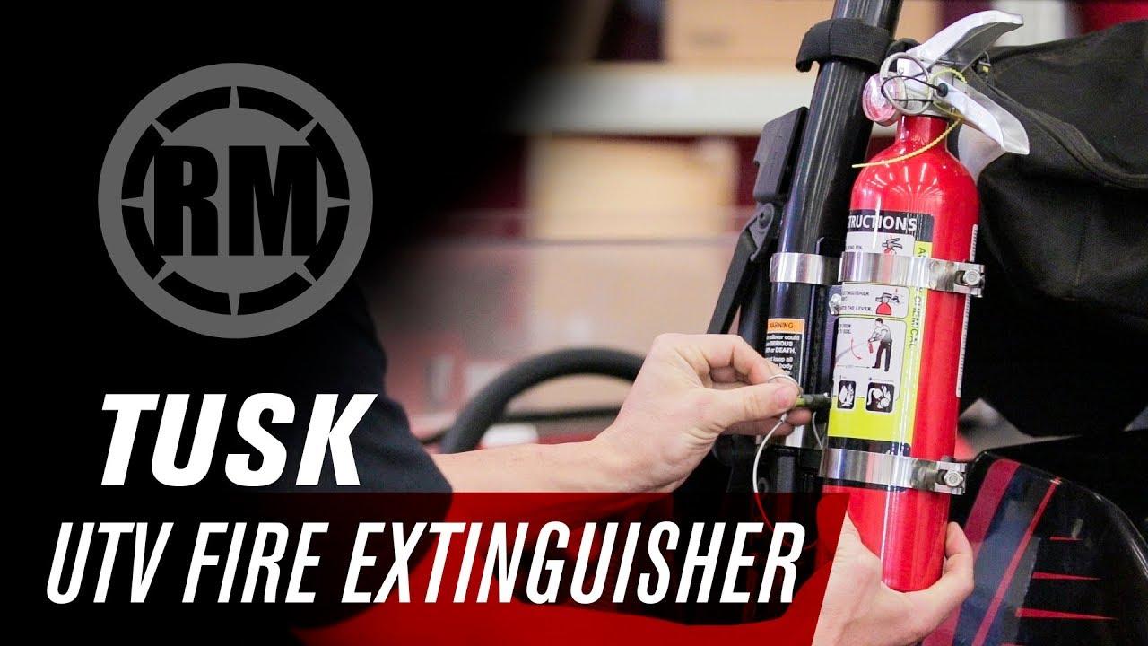 2020 Polaris RZR XP 4 1000 Tusk Fire Extinguisher Mount