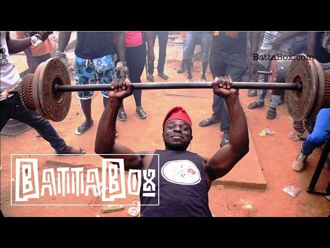 Nigeria's Street Gyms