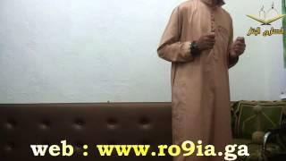 جني بنيامين يتكلم بالفرنسية يسلم ويخرج مع الراقي المغربي عبد العالي بالحبيب