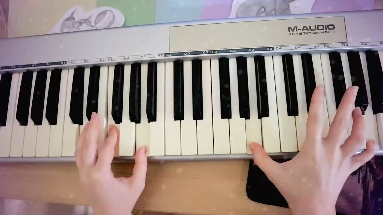 Piano song - happy background music / author's theme Elaizz - Baby Boy.