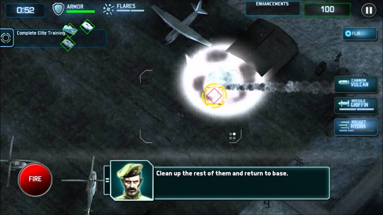 Drone: Shadow Strike [Walkthrough Gameplay Part - 2 Elite Training]
