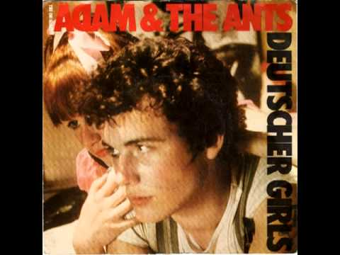 Adam & The Ants - Deutscher Girls