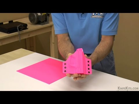 KYDEX® Sheet - Solid Color Series - Hot Pink