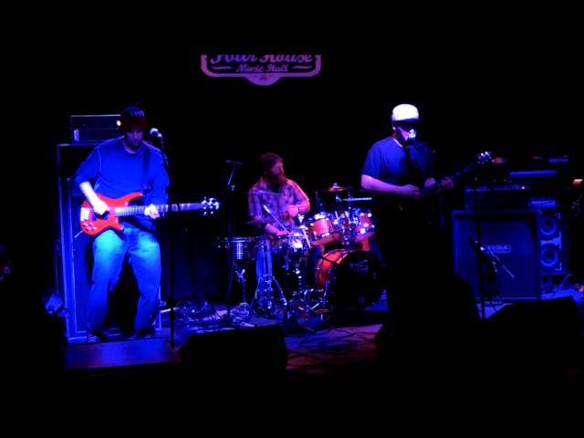 INNER PROLIFIC - The Pharmacy - The Pour House Music Hall, Raleigh, NC 2-10-15