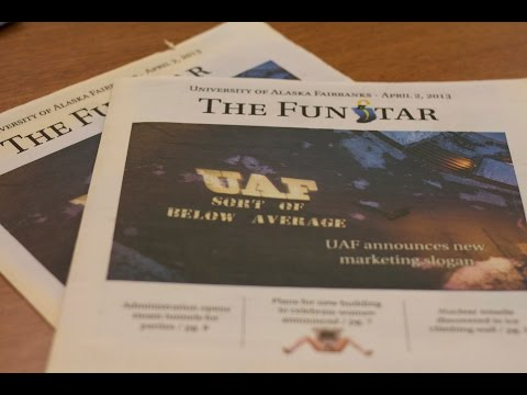 Chilled in Alaska: Student Newspaper Investigated for Nearly a Year for Protected Speech