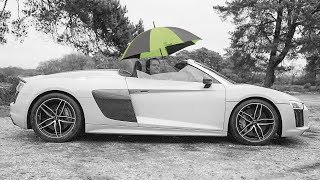 Audi R8 V10 Plus Spyder review: Highly R8-ed? | A Tribe Called Cars