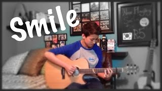 smile r5 fingerstyle guitar cover